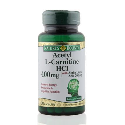 Acetyl l carnitine hci